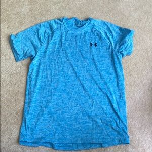 Blue Under Amour Tee